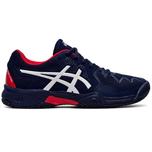 ASICS Gel-Resolution 8 Clay GS Junior Tennisschuh Kinder Schuhe Kinder:EUR 32.5