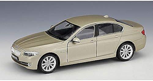 precios mas baratos XJRHB Modelo Coche Simulación Aleación Coche Estático Modelo 1 1 1 24 Regaños para Niños 19 × 7x6cm (Color   oro)  Más asequible