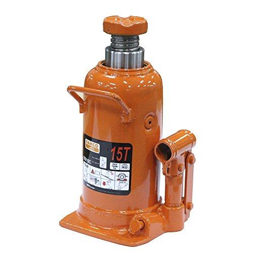 バーコ 高耐久ボトルジャッキ BH415 油圧ジャッキ