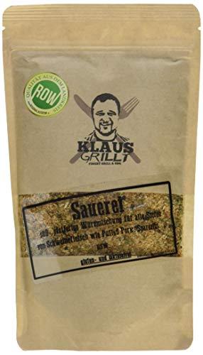 Klaus grillt Sauerei Rub, 1er Pack (1 x 250 g)