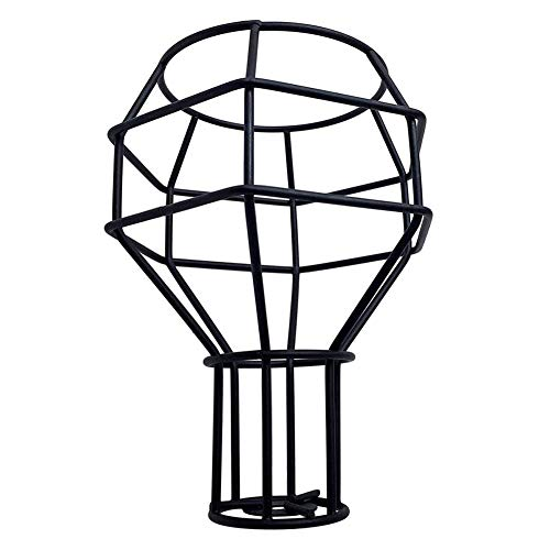 YUANYUAN520 Pantalla de lámpara DIY Retro Partido Casero Colgante De La Decoración De La Vendimia Mesa De Hierro Accesorios Techo De La Cortina Dormitorio De La Lámpara De La Guardia Jaula