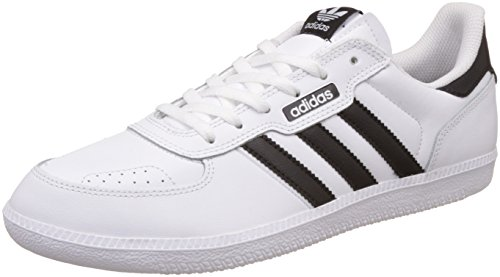 adidas LEONERO - Zapatillas Deportivas para Hombre, Blanco - (FTWBLA/Negbas/AZUCIE) 47 1/3