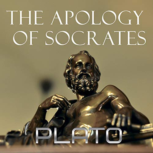 Couverture de The Apology of Socrates