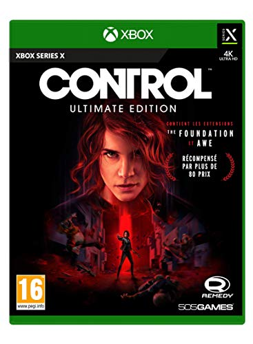 Control Ultimate Edition (Xbox One/Xbox Series X)