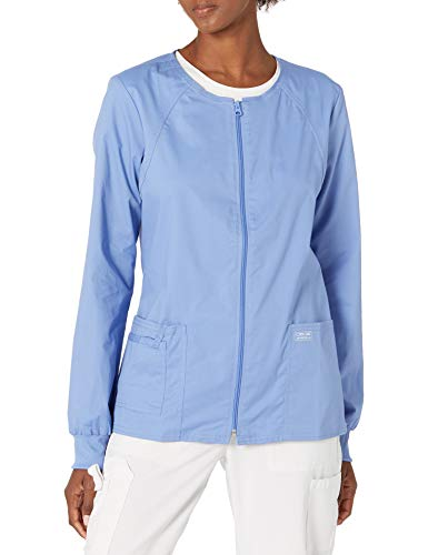 Women's Warm Up Scrubs Jacket