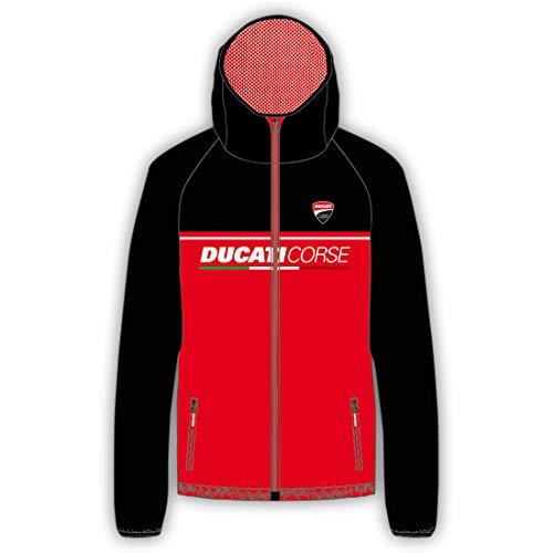 Ducati Corse Giacca Jacket Wind - Nero - L