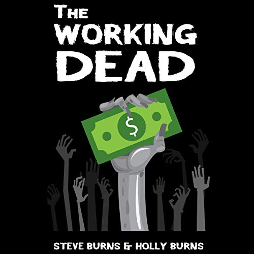 The Working Dead audiobook cover art