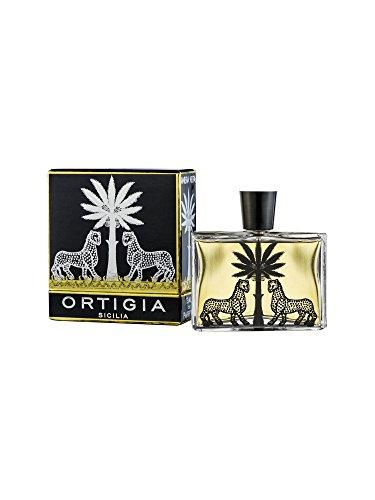 Ortigia Lieu Ambra Nera EDP 100 ml, 1er Pack (1 x 100 ml)