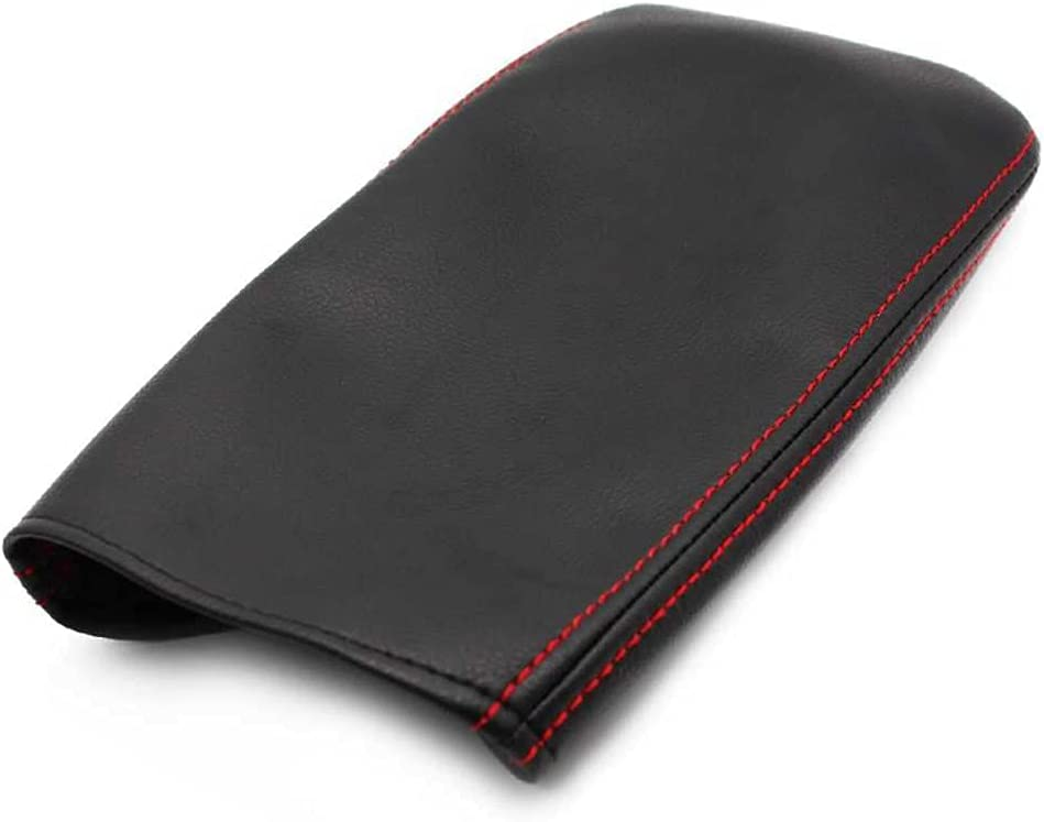 SAXTZDS Car Leather Non-Slip Inventory cleanup selling sale Armrest Pad Protection Fit Box Indefinitely for