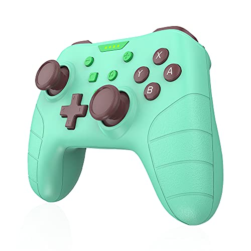 Wireless Pro Controller compatible with Switch, PC & Lite, with Amiibo/NFC...