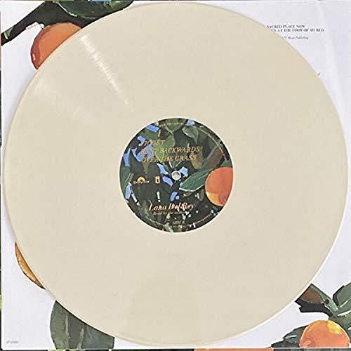 Violet Bent Backwards Over the Grass (Cream Vinyl) [Disco de Vinil]