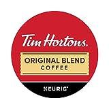 Tim Horton's Single Serve Coffee Cups, Original Blend, 24 Count