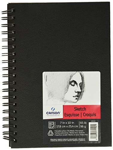 Canson Artista Serie Sketch Libro, 0, 7' x 10'