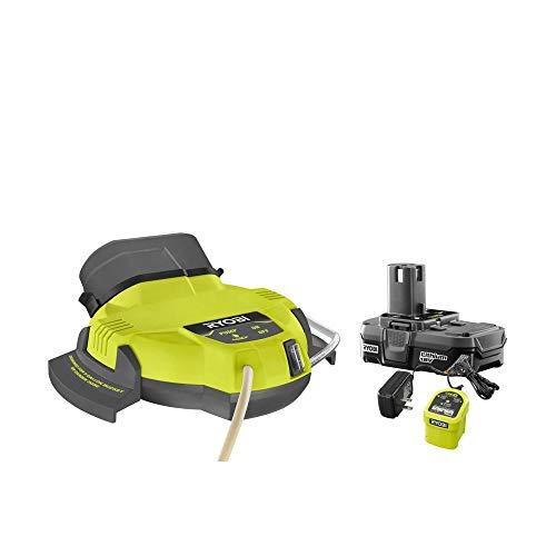 RYOBI One 18V Portable Bucket Top Misting Kit