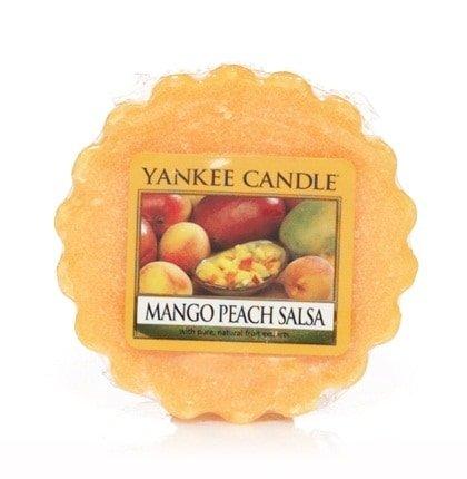 Yankee Candle Wax Tart Scented Wax Mango Peach Salsa x1