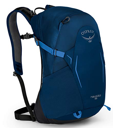 Osprey Hikelite 18 unisex Wanderrucksack - Bacca Blue (O/S)