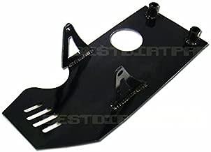 Black Racing Skid Plate XR50 CRF50 125cc Skid Plate Pit Bike