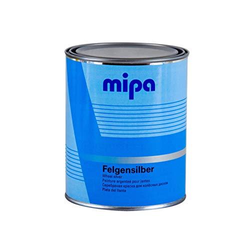 MIPA Felgensilber - Autofelgenlack, 1 Ltr.
