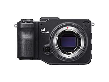 シグマ初のAPS-Hサイズの大型センサーを搭載し、5100万画素相当、クラス最高画質を実現したデジタル一眼カメラです。