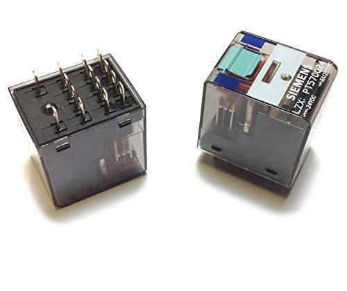 LZX:PT570024 | SIEMENS 4P 24VDC Relay