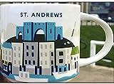 Starbucks Taza con texto en inglés 'You are Here St Andrews Scotland'
