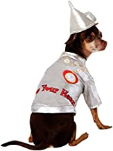 Best dog tin man costume Reviews