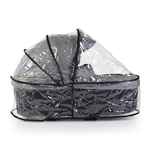 TFK L'habillage pluie pour la nacelle Quick Fix protections contre les intempéries, transparent
