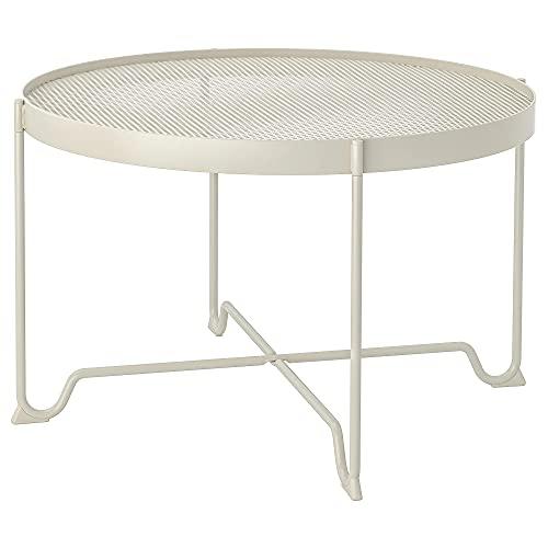 """MARIAS KOMMERCE IKEA KROKHOLMEN Coffee Table, Outdoor, beige73 cm (28 3/4"""")"""