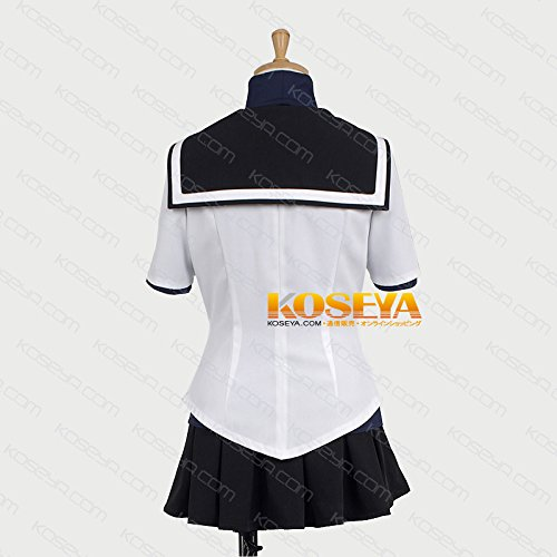 『けんぷファー 美嶋紅音(みしま あかね) 女子制服 コスプレ衣装 女性Sサイズ[オーダーサイズ製作可能]』の1枚目の画像