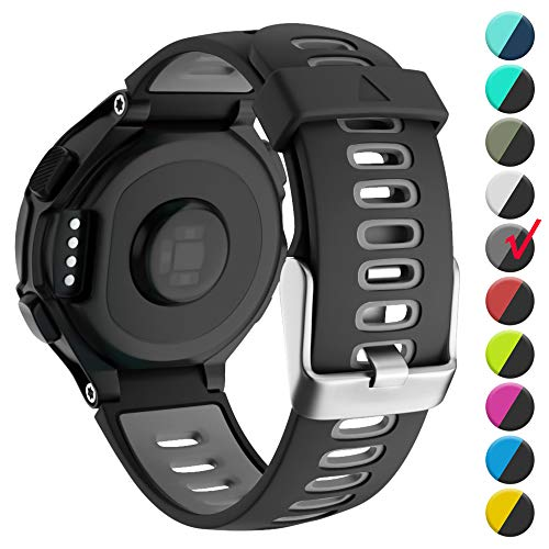 %35 OFF! Watbro Compatible with Garmin Forerunner 735XT Watch Bands, Soft Silicone Replacement Watch...