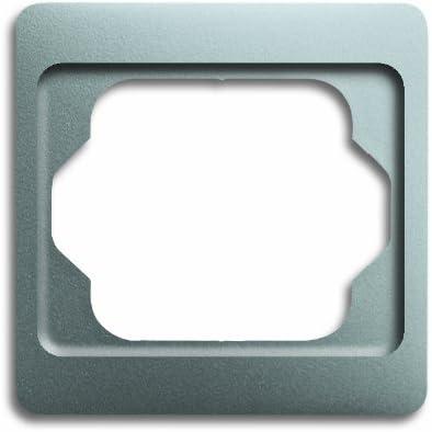 Busch-Jaeger 1721KA-266 Cheap bargain Frame 1gang exclusive alpha Genuine titanium