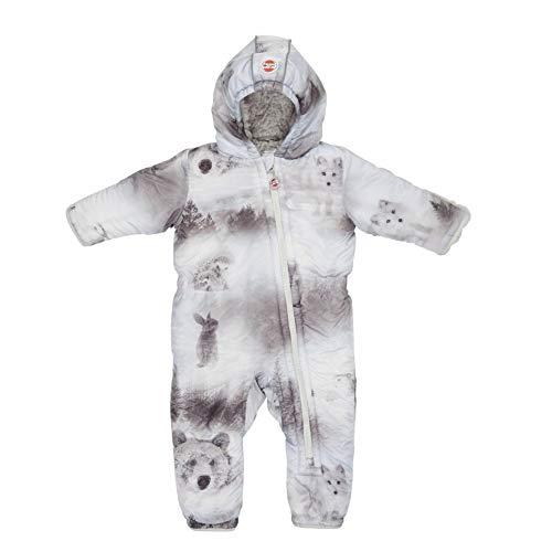 Sevira Kids - Combinaison d'hiver imprimée pour bébé - Mist