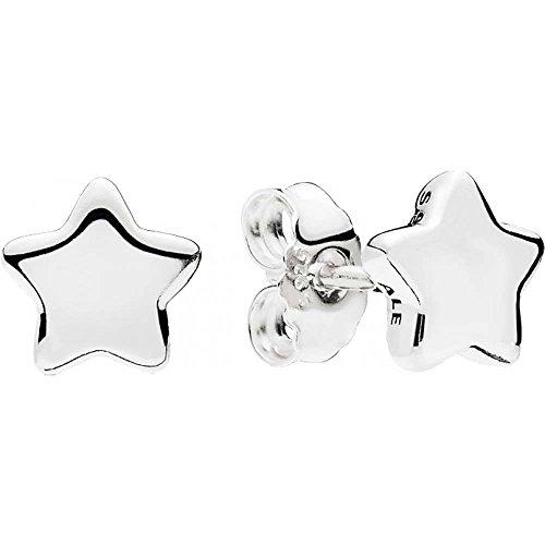 Pandora Ohrstecker Glänzende Sterne 296374