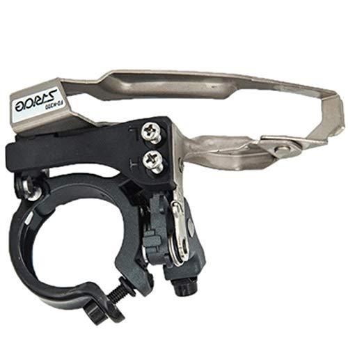 MXBIN S-Ride FD-M300 Shimano for desviador Delantero 3 * 8 Bicicletas de montaña Delantera Transmisión M3-B2-48T Herramienta de reparación de Piezas de Accesorios (Color : Black)