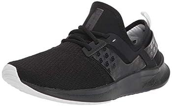 New Balance womens Nb Nergize Sport V1 Sneaker Black/Black 8 US