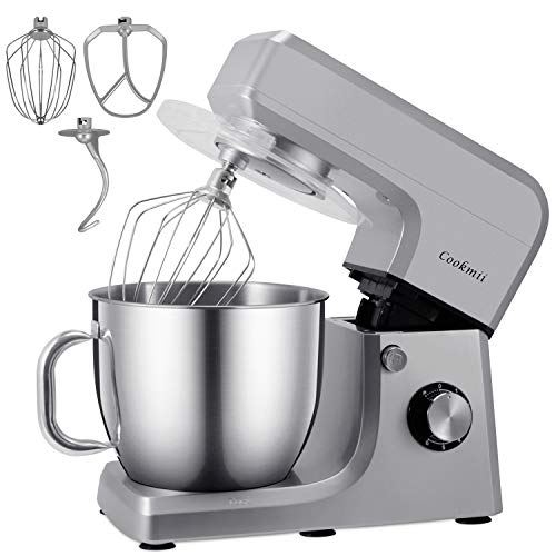 Cookmii 1800W Batidora Amasadora Repostería Profesional Robot de Cocina...