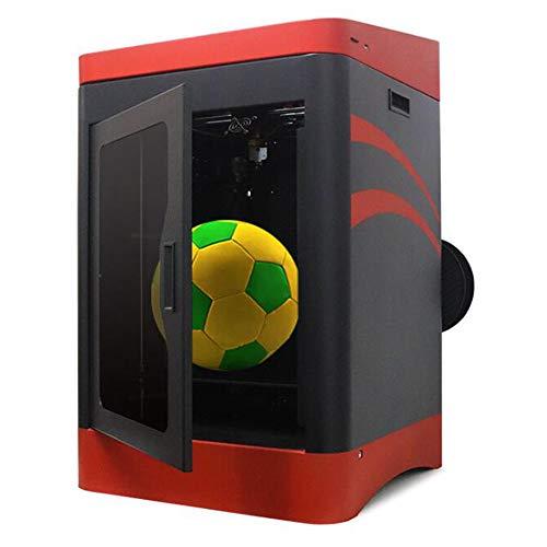 Imprimante 3D, couleur simple ou double, grand format d'impression 300 * 300 * 400Mm avec impression hors ligne avec contrôle de 3,5 pouces de l'écran tactile Wifi fonctionne avec TPU/PLA/ABS