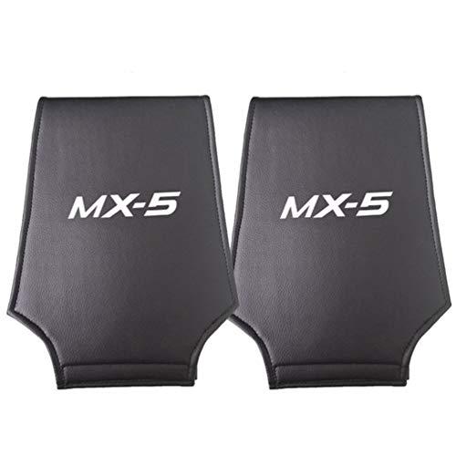 Fundas De Reposacabezas De Asiento De Coche para Mazda MX-5 MX5 DecoracióN De Estilo Interior De Co