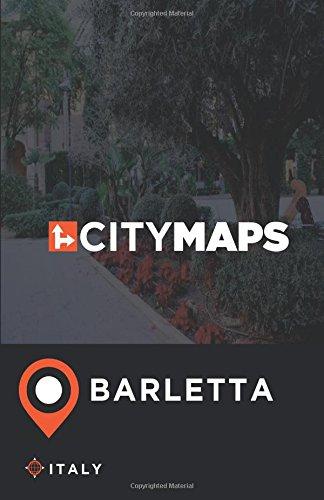 City Maps Barletta Italy [Lingua Inglese]