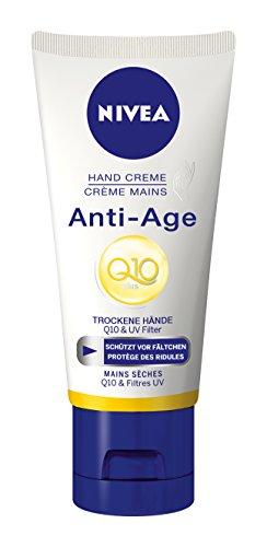 Nivea Anti-Age Q10 Hand Creme, 6er Pack (6 x 100 ml)