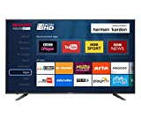 Sharp LC-60UI7652K 60-Inch 4K UHD HDR Smart TV with Freeview HD, 3 x