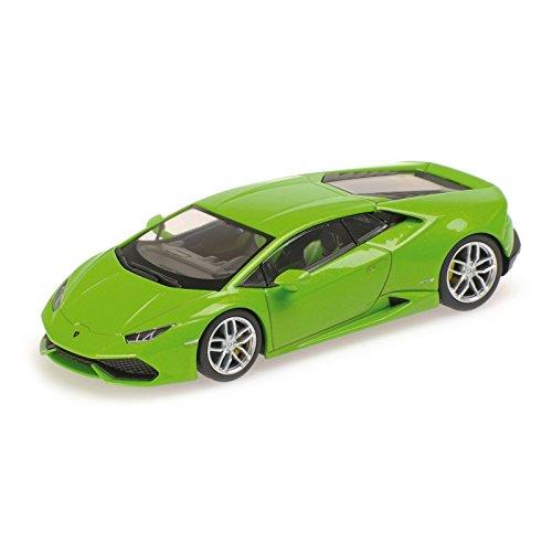 Kyosho Escala 1:43 Verde Mantis Lamborghini LP 610-4 Coche Huracan (Green Pearl)