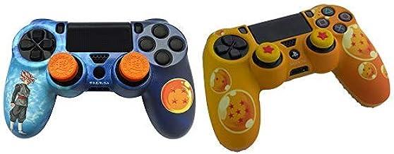 FR·TEC -  Dragon Ball Super Combo Pack, para mando Dualshock de PlayStation 4 & Pack Dragon Ball Z Combo Pack (PS4) Blade
