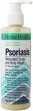 home health psoriasis scalp body wash