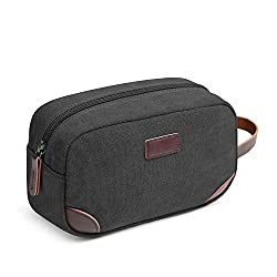 Toiletry Travel Organizer Bag - 11 of the best travel accessories for men #travelclans #travelaccessories #men