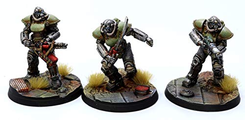 Modiphius Fallout - Wasteland Warfare - Unaligned T-51 Power Armour