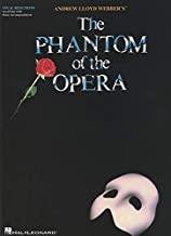 Phantom Of The Opera - Vocal Selections (Voice With Piano Accompaniment)