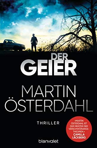 Der Geier: Thriller (Max Anger 3) (German Edition)