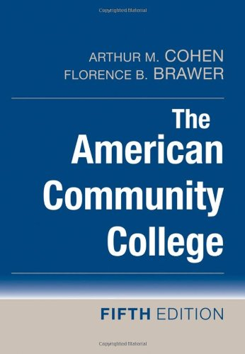 The American Community College, 5th Edition