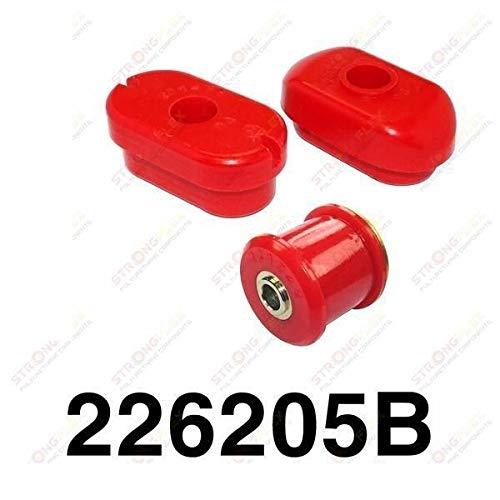 V-MAXZONE M-9578 - Kit de montaje para caja de cambios A3 1996-2003 / S3 1999-2003 / TT 1999-2006 / LEON & CUPRA R 1999-2005 / TOLEDO 1999-2004 / OCTAVIA I 1996-2004 / BORA 1998-2005 / GOLF IV / GOLF IV R32 / GOLF IV 4X4 / NUEVO BEETLE I